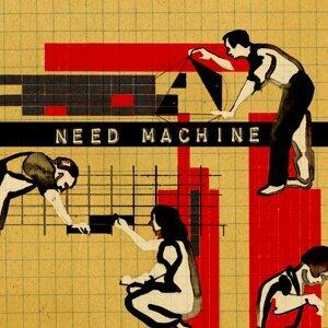 Nathan Reich, Need Machine Foto artis