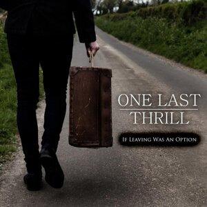 One Last Thrill Foto artis