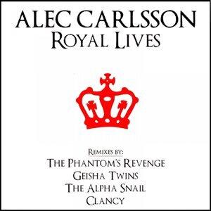 Alec Carlsson 歌手頭像