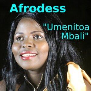 Afrodess Foto artis