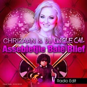 Chrizaan & DJ Uncle Cal Foto artis