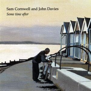 Sam Cornwell And John Davies Foto artis
