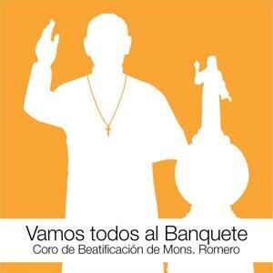 Coro de Beatificación de Mons. Romero Foto artis