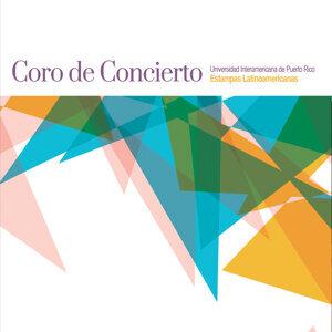 Coro de Concierto Universidad Interamericana de Puerto Rico Foto artis