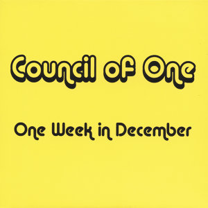 Council of One Foto artis