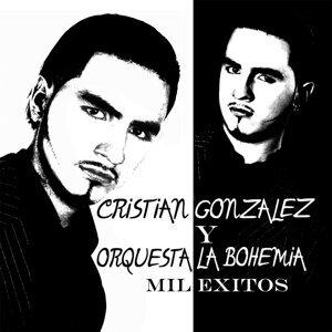 Cristian Gonzalez y Orquesta la Bohemia Foto artis