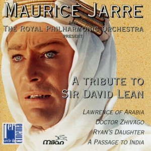 The Royal Philharmonic Orchestra, Maurice Jarre Foto artis