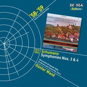 Günter Wand, Gürzenich-Orchester Köln, Orchestre des Cento Soli Foto artis