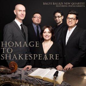 Bágyi Balázs New Quartet Foto artis