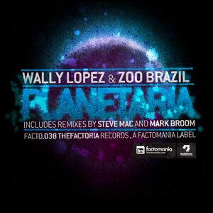 Wally Lopez & Zoo Brazil Foto artis