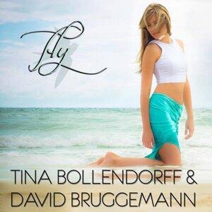 Tina Bollendorff, David Bruggemann Foto artis