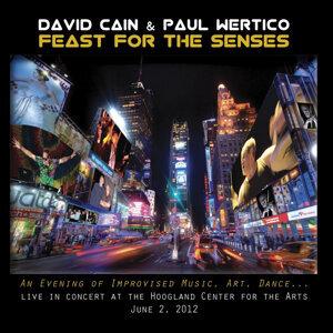David Cain, Paul Wertico Foto artis