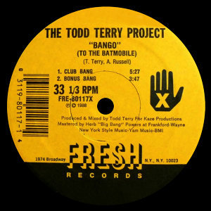 The Todd Terry Project 歌手頭像