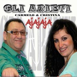 Gli Arieti, Carmelo & Cristina Foto artis