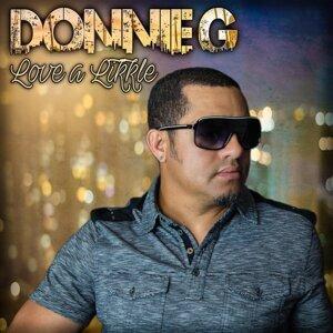 Donnie G Foto artis