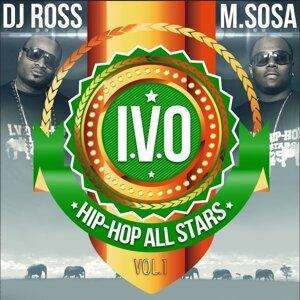 DJ Ross, M. Sosa Foto artis