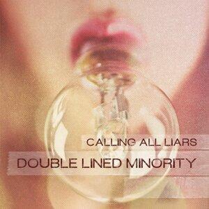 Double Lined Minority Foto artis