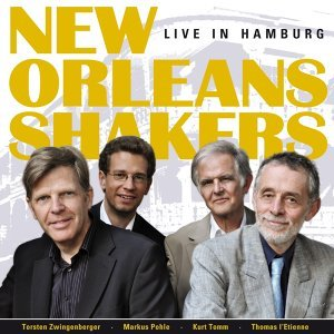 New Orleans Shakers Foto artis