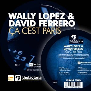 Wally Lopez & David Ferrero Foto artis