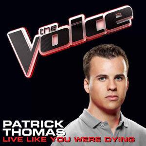 Patrick Thomas 歌手頭像