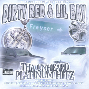 """Dirty Red, Lil Bay, And Tha Frayserclick::d.j.soundproductions""""de Foto artis"""