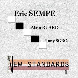 Eric Sempe, Alain Ruard, Tony Sgro Foto artis