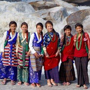 The Super Mountain Girls (The Super Mountain Girls) Foto artis