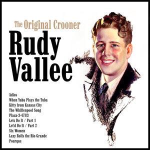 Rudy Vallee 歌手頭像