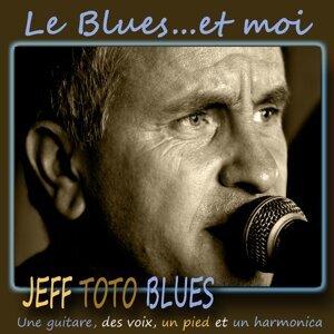 Jeff Toto Blues Foto artis