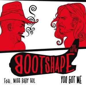 Boot Shape Foto artis