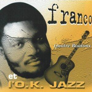 Franco, O.K. Jazz Foto artis