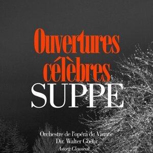 Orchestre de l'opéra de Vienne, Walter Goehr Foto artis