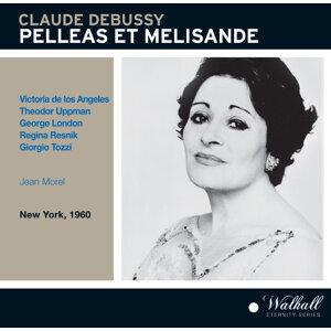 Orchestra and Chorus of the Metropolitan Opera House, Jean Morel, Victoria de los Angeles, Regina Resnik Theodor Uppman Foto artis