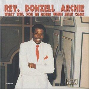 Rev. Donzell Archie Foto artis