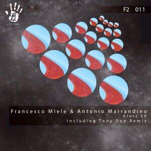 Francesco Miele, Antonio Marrandino Foto artis
