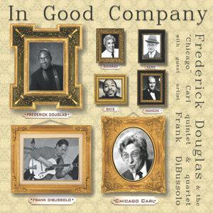 "Frederick Douglas With the ""Chicago Carl"" Quintet & Quartet Foto artis"