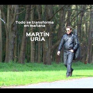 Martín Uría Foto artis