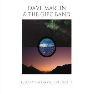 Dave Martin, The GIPC Band Foto artis