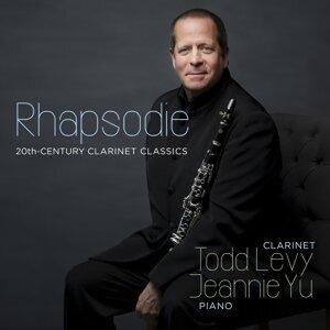 Todd Levy, Jeannie Yu Foto artis
