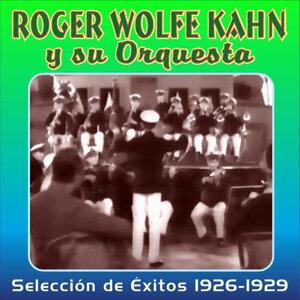 Roger Wolfe Kahn, su Orquesta Foto artis