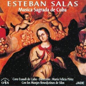 Monjes Benedictinos de Silos, Coro Exaudi de Cuba, María Felicia Pérez Foto artis