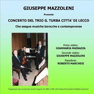 Gianmaria Massazza, Giuseppe Mazzoleni, Roberto Marchesi Foto artis