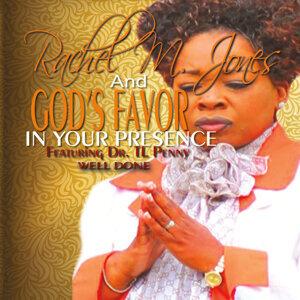 Rachel M. Jones, God's Favor Foto artis