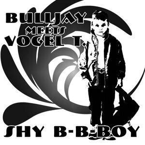 Bulljay, Vogel T. Foto artis