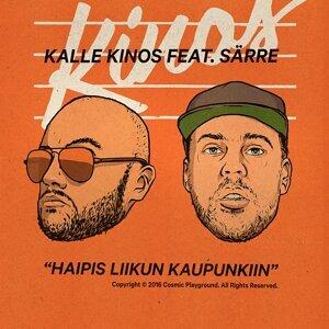 Kalle Kinos feat. Särre & Rico Tubbs Foto artis