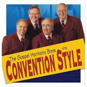 The Gospel Harmony Boys Foto artis