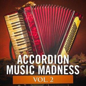 Le meilleur de l'accordéon, The Accordion Masters, Compilation Accordéon Foto artis