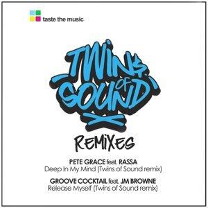 Pete Grace, Rassa, Groove Cocktail, JM Browne Foto artis