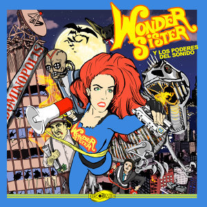 Wonder Sister Foto artis