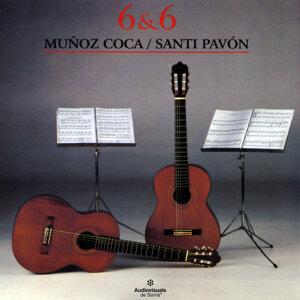 Muñoz Coca, Santi Pavón Foto artis